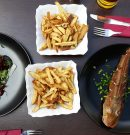Lunch w FunkyFish