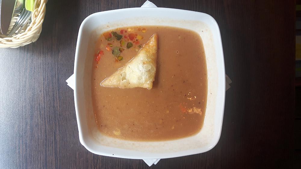 Zupa meksykańska w Loft